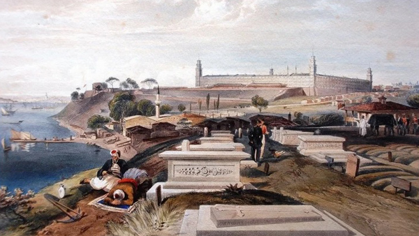 1-Скутари-кладбище