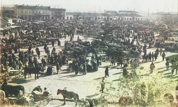 1918-базар