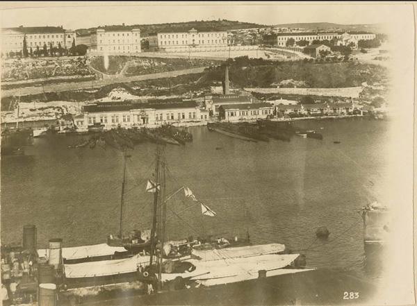 1918-немцы в севастополе